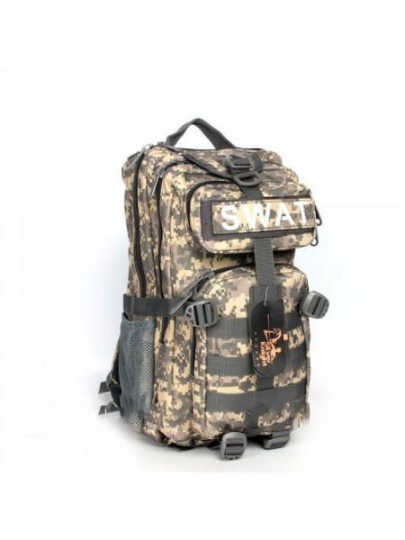 Рюкзак тактический Silver Knight Пиксель SWAT-3P 35л(р)
