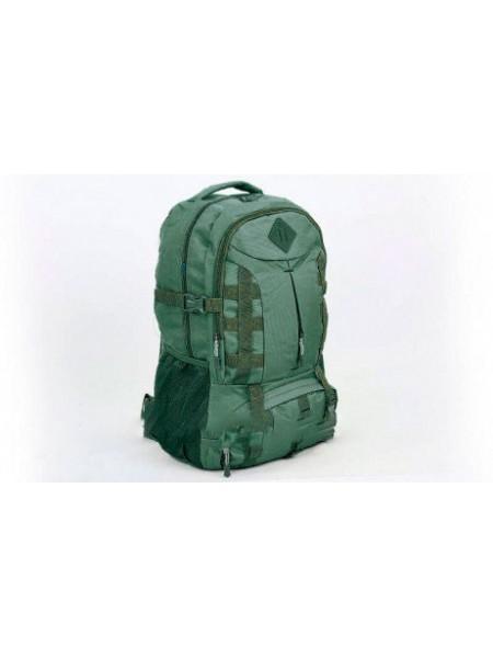 Рюкзак туристический 0861 Олива 45л(р)